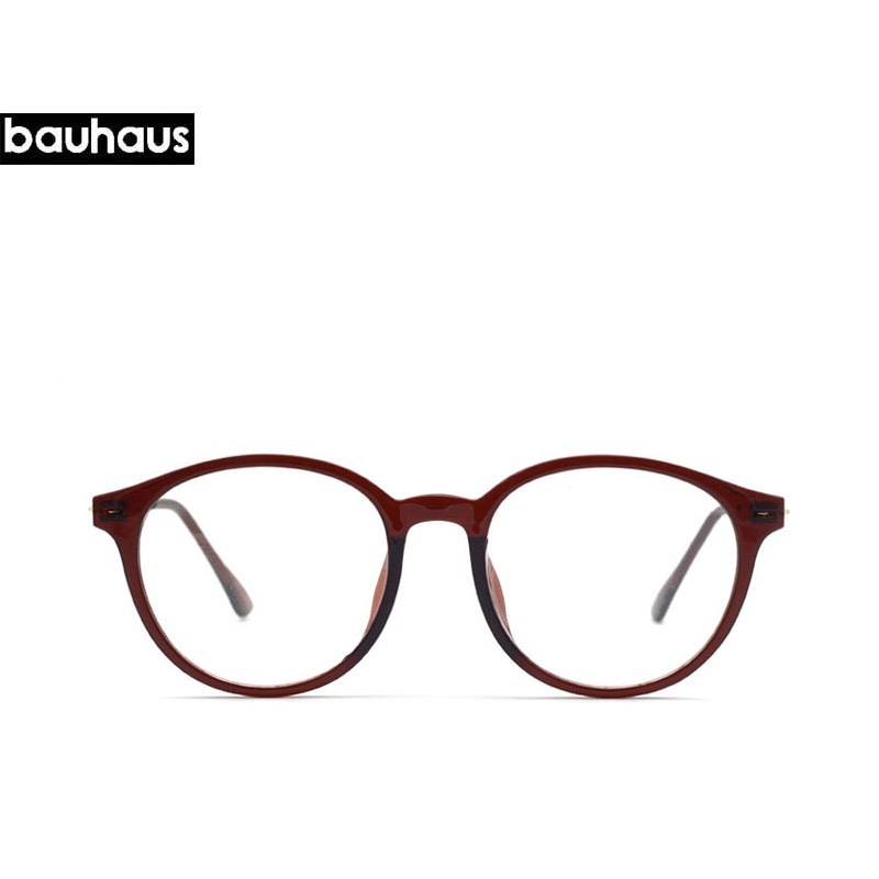 Qoo10 - bauhaus 2018 New Designer Metal Vintage Glasses Frame Korea ...