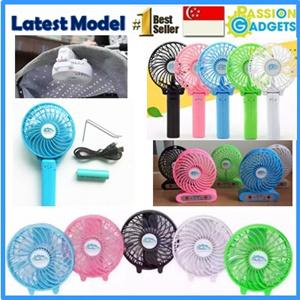 Fans Small Air Conditioning Appliances Active Portable Handheld Fan Summer Home Small Fan Cute Cartoon Bear Usb Charging Fan Study Table Lamp Fan