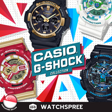 【CNY LAST CALL】*CASIO GENUINE* CASIO G-SHOCK COLLECTION!Free Shipping! Box and Warranty