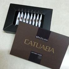 #1 EFFECTIVE FORMULA! Catuaba Nourishing Essence Men Super Effective Energy Libido Booster 10 Packs