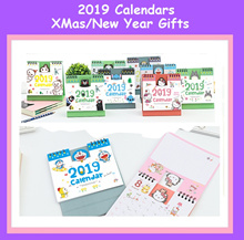 ★ Nov 11 Promo ★ 2019 Calendar ★Cute Cartoon Stationery Goodie Bag Christmas Gift ★ Party Favors ★