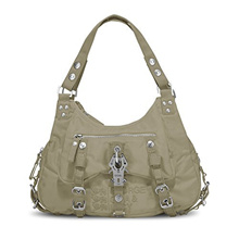 Direct from Germany -  GEORGE GINA & LUCY Handtasche Nylon Mos Cowgirl - shellmarbelle