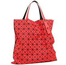 BAOBAO ISSEY MIYAKE BB53AG302 24 PRISM-1 tote bag RED 532P19Apr16