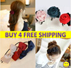 ★Buy 4 FREE Shipping★ MY Seller ★ Fashion Hair Accessories High Quality Hair Clips Headband Hair Band Rubber Band ★