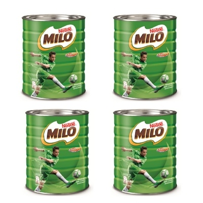 BUNDLE DEAL!!! MILO 1.5KG X 4 Tins Deals for only RM125 instead of RM125