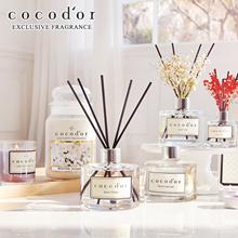 Cocodor Reed Diffuser 200ml / Made in Korea / 4 Scents