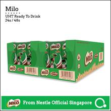 [NESTLÉ®] MILO® UHT Ready To Drink! 24/48 x 200ml