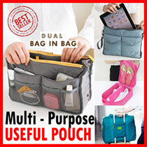 💓Bag in Bag★*Luggage Organizer★Travel Bag* Pouch *Travel Bag* Pouch* SHOE ★ xmas christmas