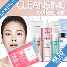[LANEIGE]Cleanser/vitamin brightening cleansing water/fresh oil/perfect pore/lip eye remover