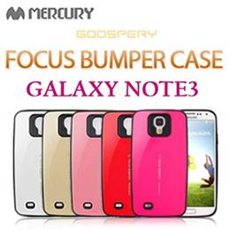 ◆[HOT]◆GALAXY NOTE3/Gal Note 3/3III NEO (N750) Focus Bumper Case