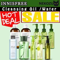 [innisfree] Cleansing Oil Line / Green tea / apple seed / Olive real / bija / Derma fomula micellar