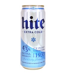 Hite Beer Extra Cold [Made in KOREA][355ml]