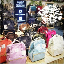 Clearance!Free wallet★SG Distributor!★Original Japan ANELLO BACKPACK/TRAVEL BAG