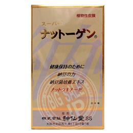Shinsendo 신선당 수퍼 낫토겐 / 낫토키나제 330정 / 일본직배송