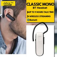 Jabra Classic Mono BT Headset (White/Red/Black) 2 Year Local Warranty