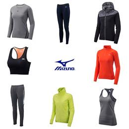 Mizuno® Womens Sports collection tshirs / Bratop / Leggings / Pants / Jacket