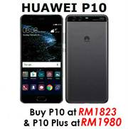 [P10 Plus AT RM1,942] Huawei P10 / P10 PLUS (Huawei Malaysia Warranty) ** EXCLUSIVE DIGITAL COUPON WORTH RM338