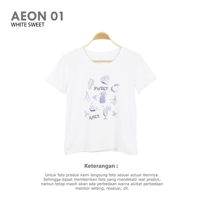 AEON 01 WHITE SWEET