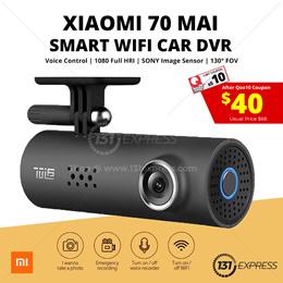 [Ready Stock] Xiaomi 70 MAI Smart Dash Cam
