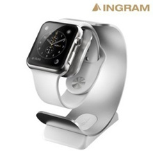Apple Watch Stand Ingram [iStnad] Aluminium Apple Watch Charging Stand Station Dock Platform for 38/42mm All Models