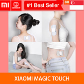 💖FREE 2 PAIR PAD💖[Xiaomi Magic Touch]Xiaomi Mi Home Electronic TENS Pulse Therapy Massage Machine
