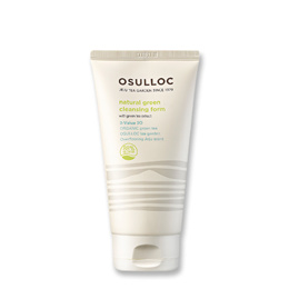 [OSULLOC] [OSULLOC Natural Green - Cleansing Foam (150ml) ] Cleaning  Bady Product / Chirstmas