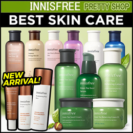 🌟LOWEST PRICE🌟 [INNISFREE] BEST SKIN CARE COLLECTION / Green Tea / Orchid / Volcani
