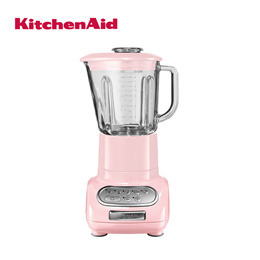 Artisan Glass Blender with 1.5L Glass Pitcher and 0.75L Culinary Jar - Pink [5KSB5553BPK]