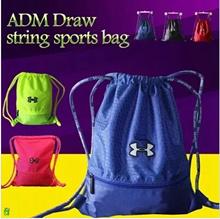 Waterproof Drawstring Bag/Backpack/Sports Bag/Shoe Bag/Shoulder Bag Women Men Sports Hiking Soccer B