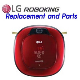 Replacement and Parts[genuine]LG ROBOKING Robotic Robot Vacuum Cleaner VR6470LVM/Filter/Brush/Dustcl