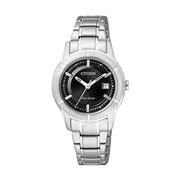 CITIZEN FE1030-50E Eco-Drive METAL錶環光動能時尚女錶