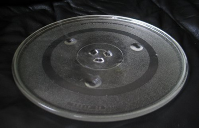 Sanyo Microwave Gl Turntable Plate Tray 12 3 8 In P34