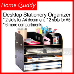 [FREE Delivery!] DESKTOP STATIONERY Organizer_ READY Stocks SG_