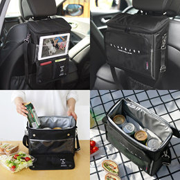 [100% Authentic] FUNNY MADE Cooler Bag Car - thermal bag cooler box lunch box breastmilk storage bag