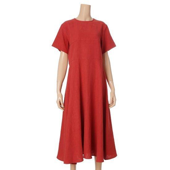 マロンジェイリンネンクルレクシクワンピースJC06WO067A 面ワンピース/ 韓国ファッション