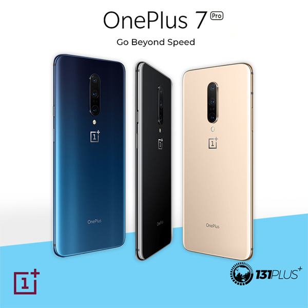 [GB] OnePlus 7 / 7 Pro —— Snapdragon 855 / 90Hz Fluid AMOLED / 48MP Camera / Warp Charge 30 Deals for only RM3057.2 instead of RM3970