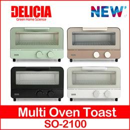 Delicia Korea SO-2100 Multi Steam Oven Toast