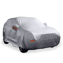 203L*75W*47H For Sedan RCS3S UV Proof Car Cover SUV Universal Water Durable Indoor Outdoor Dust