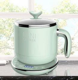 [오쿠 코리아] OCOO MINI Cooker / 1.8L Electric kettle / Atsushi Yasushi / electric pot