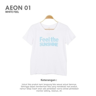 AEON 01 WHITE FEEL