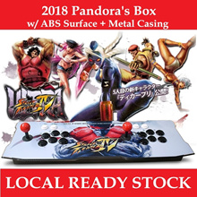 Pandora Box 4S Arcade Game Console 800 / 815 Games Jamma Plug and Play in TV
