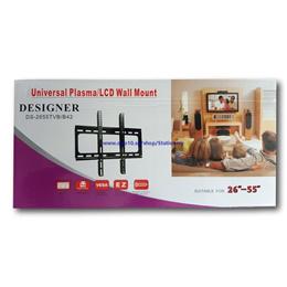 Universal Plasma/Led/LCD TV Wall Mount Bracket/Holder 14˝-42˝(25Kg)/26˝-55˝(50Kg)