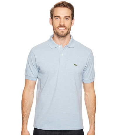 53a337b1b Qoo10 - Lacoste Short Sleeve Classic Fit Chine Pique Polo Shirt ...
