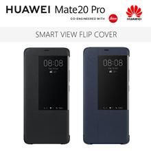 HUAWEI Mate 20 Pro Smart View Flip Case