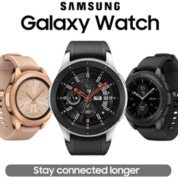 48541c330 [SUPER SALE] Samsung Galaxy Watch 42mm 46mm Watch Wearable Smart Bluetooth