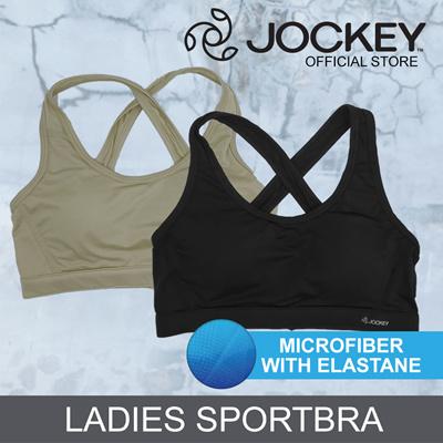 Jockey Womens Activewear Ambition Racerback Sports Bra 9395