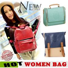 Crown handbag / Shoulder bag ★ Backpack ★ Messenger bag ★ Work Bag ★ British style ★ Shoulder diagonal package ★ Retro casual bags