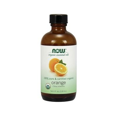 Org Orange Oil 118ml