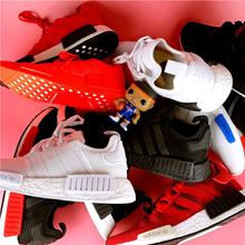 【The highest version】ORIGINALS NMD XR1 Ultra Boost Uncaged Lightweight socks shoes running Sneaker