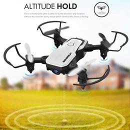Brand New SIMREX X300C Mini Drone RC Quadcopter Foldable RTF 360 Degree FPV Video WiFi 720P